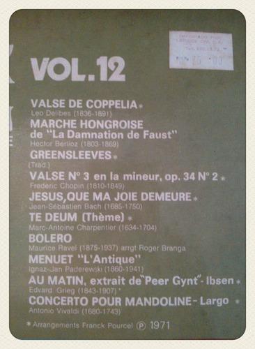 franck pourcel -  vinilo importado - un tesoro musical