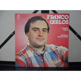 Franco Carlos Capitao Papai Compacto Promo Os Carbonos Psych