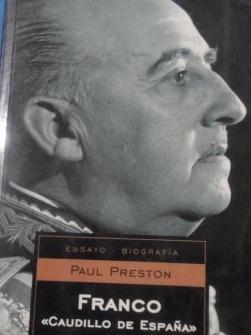 franco caudillo de españa ensayo paul preston pb152