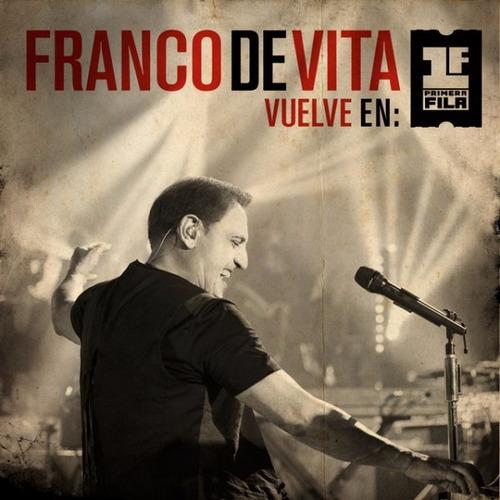franco de vita - vuelve en primera fila (itunes)