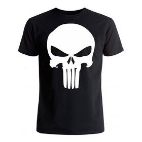 Franela Camisa Punisher - Alta Calidad