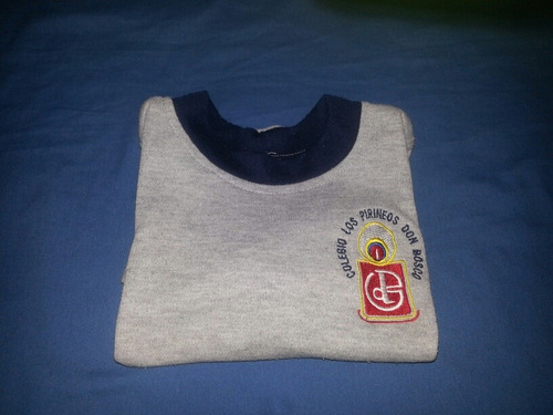 franela uniforme deportivo preescolar don bosco táchira