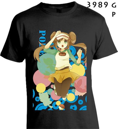 franelas anime pokemon personaje 6
