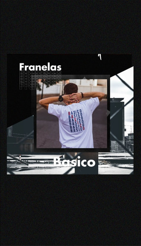 franelas caballero basico clothing time is the only enemy