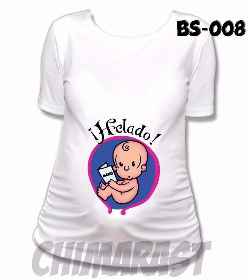 12154ee38 Franelas Camisas Personalizadas Baby Shower Cumpleaños - Bs. 15.000 ...