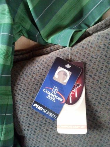 franelas champion tours golf 100% originales