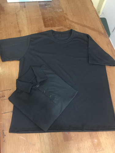 franelas chemises y bóxer