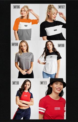 franelas damas basico clothing nueva coleccion
