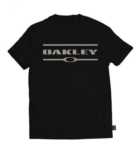franelas de caballero oakley staker oakley.