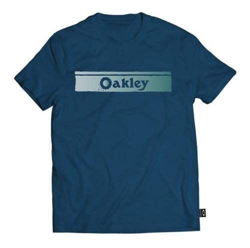 franelas de caballero oakley the grip tee.