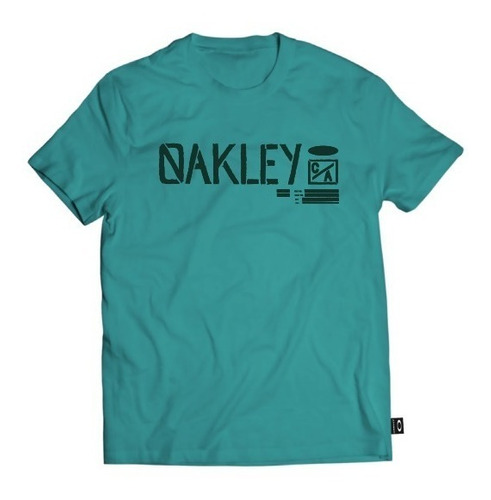 franelas de caballero oakley weighted tee.