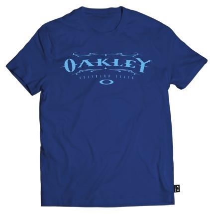 franelas de caballero oakley wild west si tee.