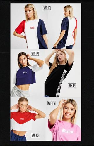 franelas de dama basico clothes nueva coleccion