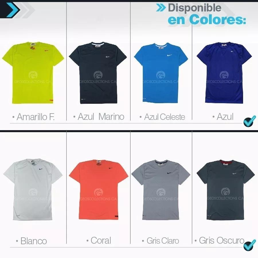 Franelas Deportivas De Caballero Nike Dri-fit -   44.571 en Mercado ... c3c0c5c9e7173
