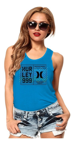 franelas hurley olimpicas damas 100% original