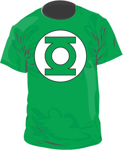 franelas linterna verde ( 10-12-14-16 )