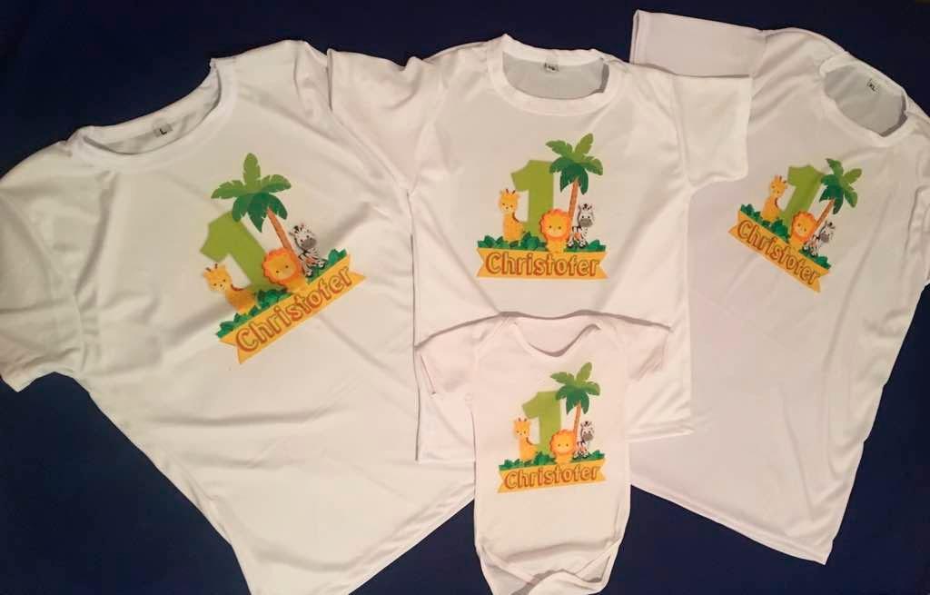 Franelas Personalizados Niños Infantil Camisas Estampadas - Bs ... 041544c076925