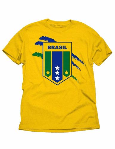 franelas stitches brasil y italia originales