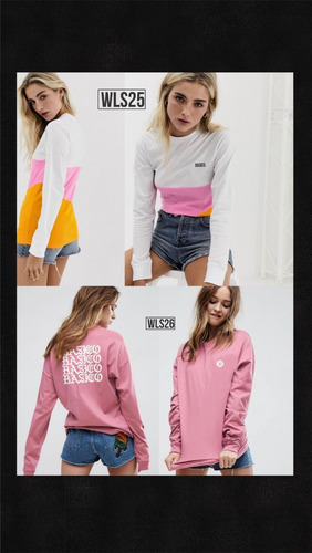 franelas sweaters basico clothes para damas
