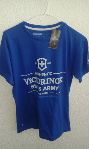 franelas victorinox swiss army