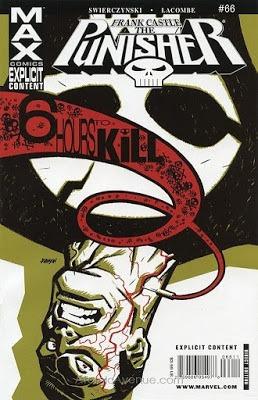 frank castle max cómics digital español