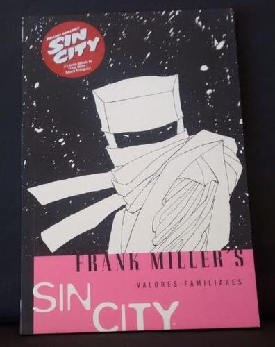 frank miller - sin city - valores familiares
