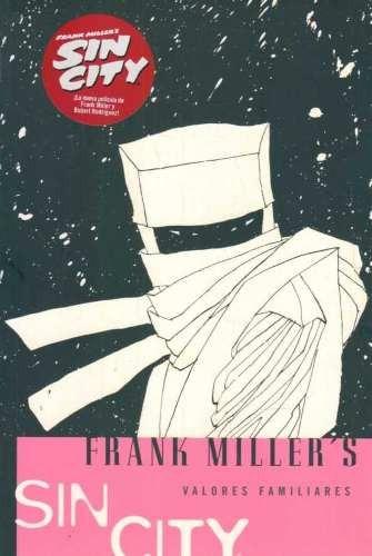 frank miller - sin city. varios títulos.