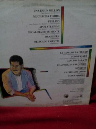 frank quintero - exitos - lp