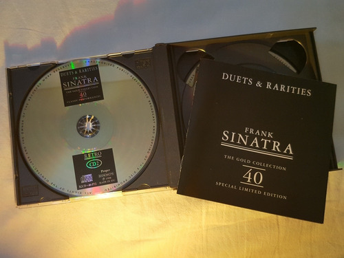 frank sinatra 40 special limited edition. duets & rarities