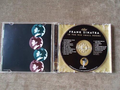 frank sinatra - cd importado e u a