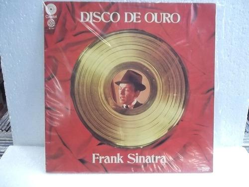 frank sinatra - disco de ouro lp frete 20,00