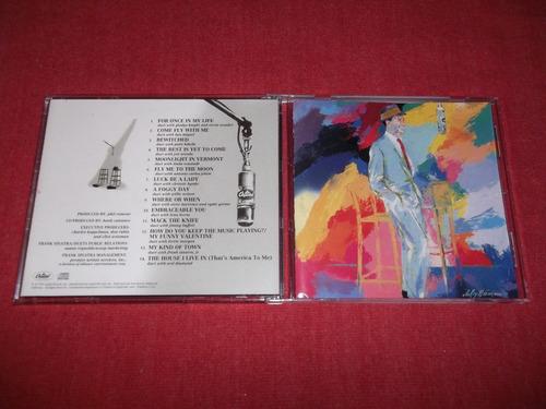 frank sinatra - duets 2 cd imp ed 1994 mdisk