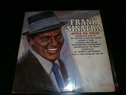 frank sinatra - esta es vida