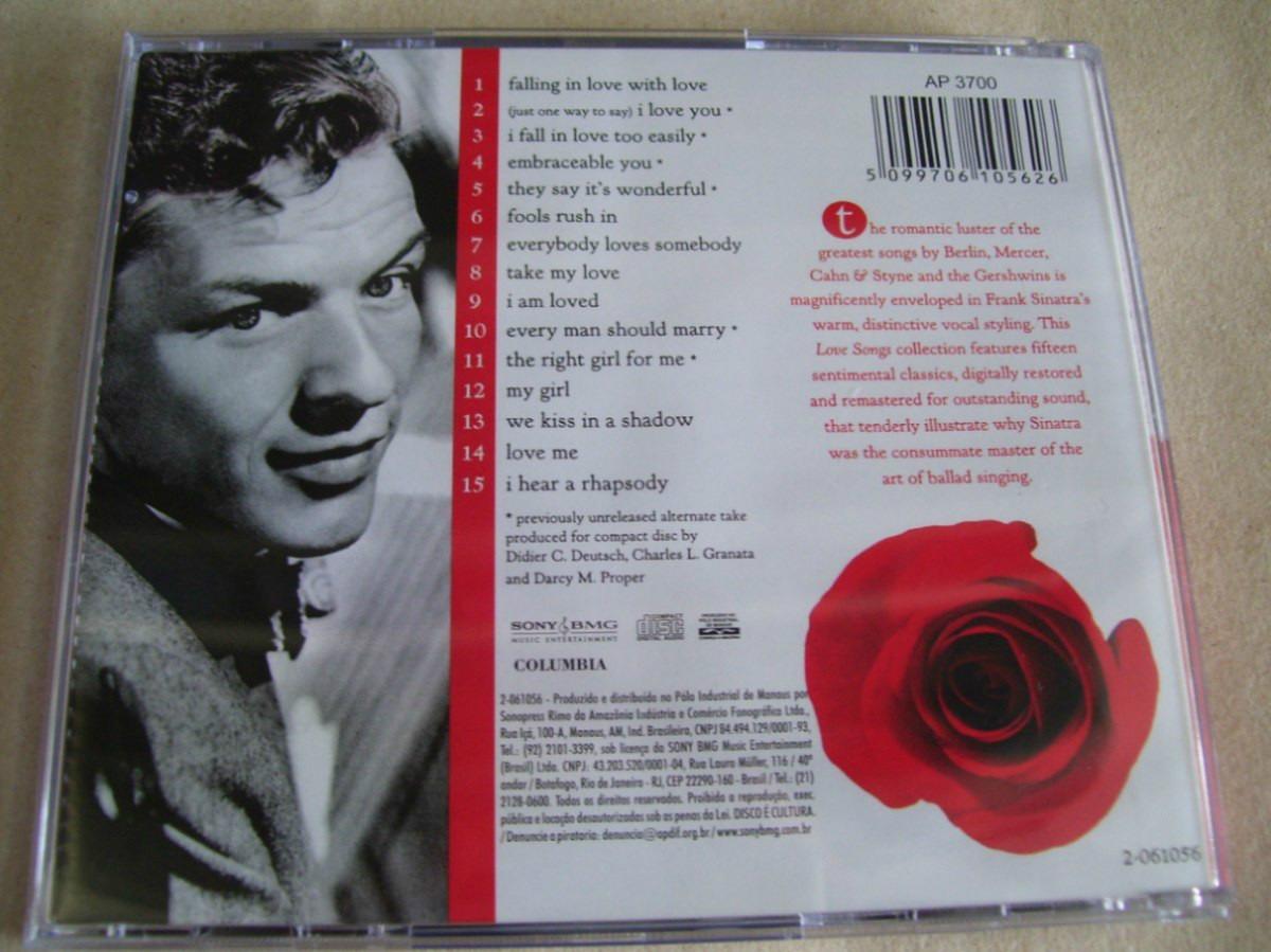 Top frank sinatra love songs