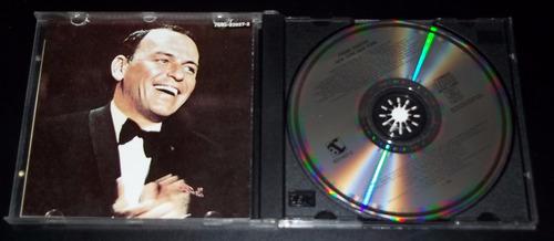 frank sinatra - new york - cd ed. 1983 imp. alemania !