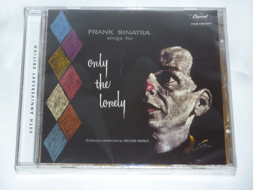 frank sinatra only the lonely-60th anniversary edition