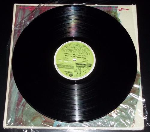 frank sinatra - primavera de mi vida  - lp disco vinilo!