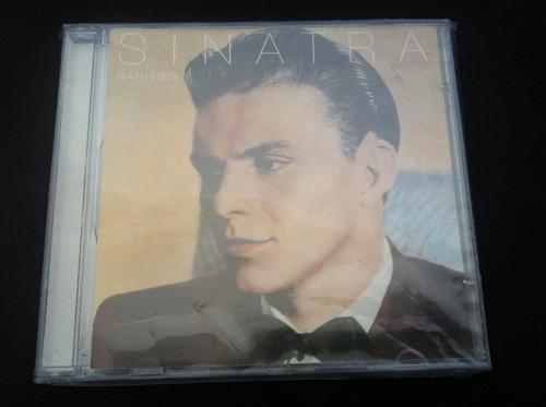 frank sinatra - rarities cd original - raro - frete barato