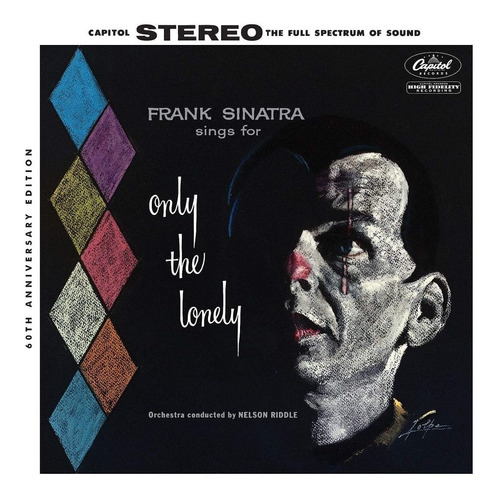 frank sinatra sings for only the lonely vinilo doble nuevo