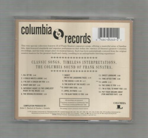 frank sinatra sings his greatest hits cd usado usa