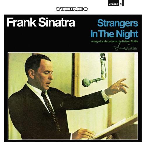 frank sinatra - stranger in the night - vinilo 180grs.