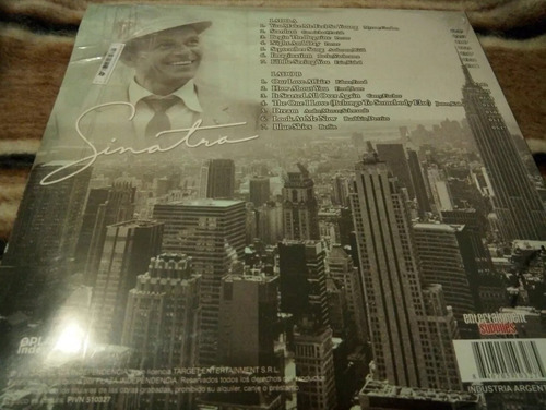 frank sinatra  the very best disco vinilo