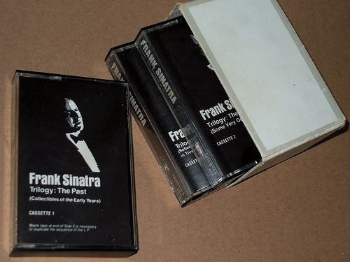 frank sinatra trilogy the past present future cassette kct