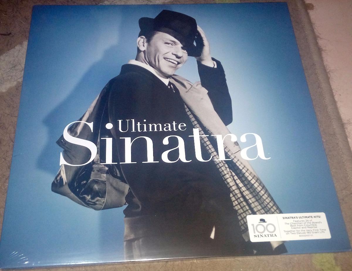 Frank Sinatra Ultimate Sinatra Vinilo Lp Vinil Vinyl