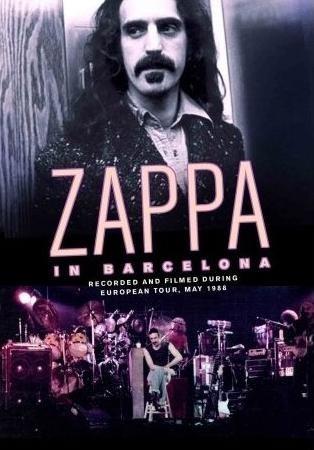 frank zappa - in barcelona - 1988