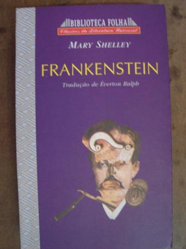 frankenstein mary shelley tradução everton ralph d3