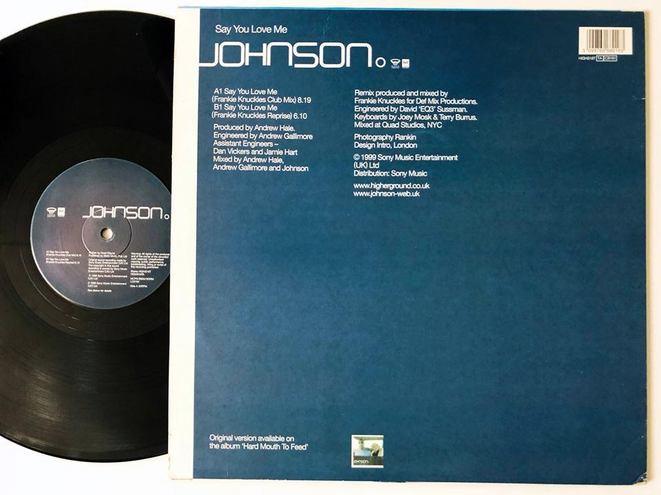 Say you love me johnson remix