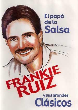 frankie ruiz y sus grandes clasicos el papa de la salsa dvd