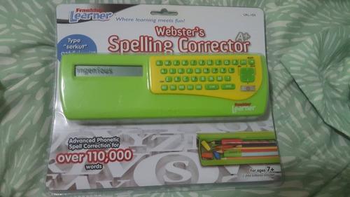 franklin leaner - webster´s spelling corrector
