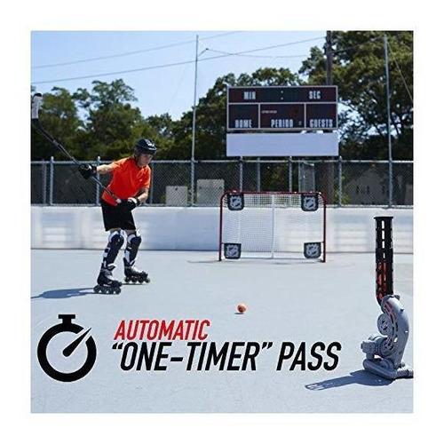 franklin sports automatic one-timer hockey passer - aprobado